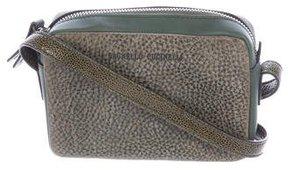 Brunello Cucinelli Leather Shoulder Bag