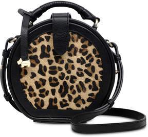 Radley London Witley Leopard-Print Leather Crossbody
