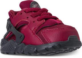 Nike Toddler Boys' Huarache Run Running Sneakers from Finish Line