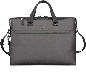 Tumi Men's Gates Slim Coated Canvas Brief Case