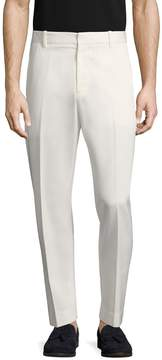 3.1 Phillip Lim Men's Cotton Flat Front Tapered Trousers