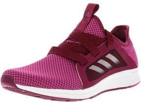 adidas Edge Lux Shoe Women's Running 10.5 Mystery Ruby-Magenta-White