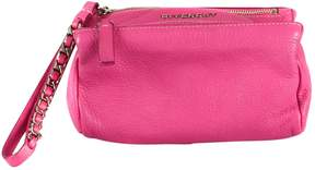 Givenchy Pink Leather Purses, wallets & cases