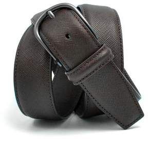 Andersons Anderson's Nappa Calf Belt in Brown