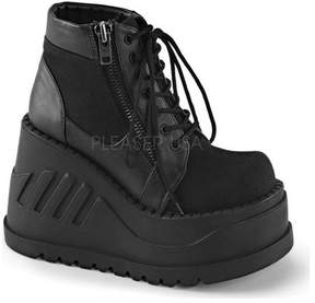 Demonia Women's Stomp 10 Platform Ankle Boot