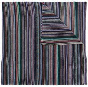 Missoni glittery striped scarf