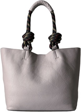 Rebecca Minkoff Climbing Rope Tote Tote Handbags - PUTTY - STYLE