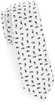Joe's Jeans Collection Men's Printed Slim Cotton Tie
