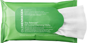 Ole Henriksen Stay Balanced Oil Control Cleansing Cloths