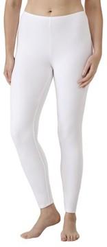 Cuddl Duds ClimateRight by Women's Sueded Warmth Warm Long Underwear Legging