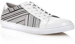 Kenneth Cole Men's KAM Stripes Low Top Sneakers - 100% Exclusive