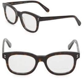 Stella McCartney 50mm Tortoise Shell Optical Glasses