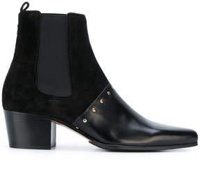 Balmain Artemisia ankle boots