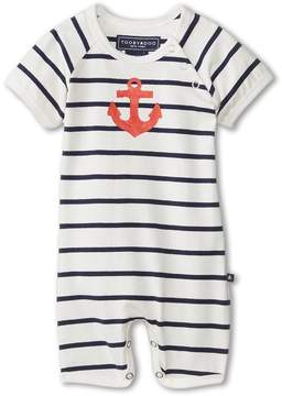 Toobydoo Anchor Shortie Kid's Jumpsuit & Rompers One Piece