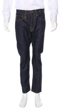 R 13 2015 The Ian Cropped Skinny Jeans
