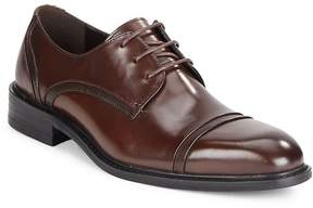 Kenneth Cole Men's Be-Leave It Leather Derby Shoes