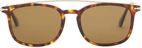 Persol PO3173s rectangle-frame sunglasses