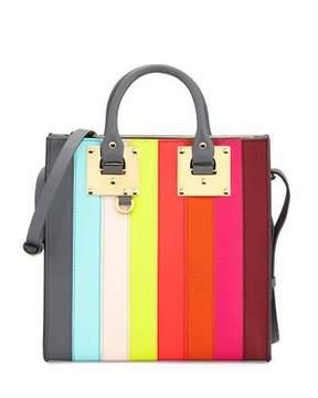 Sophie Hulme Albion Square Tote Bag, Rainbow
