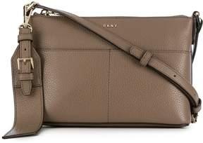 DKNY Essex Leather Crossbody Bag