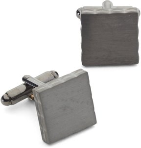 Apt. 9 Men's Jazz Faceted-Edge Cuff Links