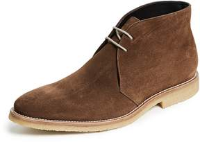 To Boot Banker Suede Chukka Boots with Crepe Sole