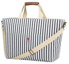 Cathy's Concepts Personalized Striped Large Cooler Tote