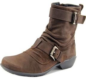 Romika Citylight 1 Round Toe Leather Ankle Boot.