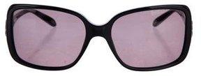 Tiffany & Co. Embellished Rectangular Sunglasses