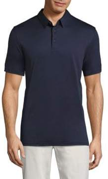 AG Jeans Green Label Tarrant Solid Polo