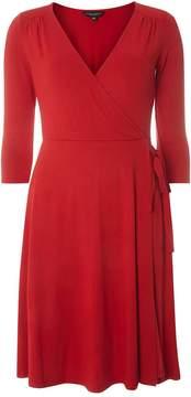 Dorothy Perkins Red Wrap Dress