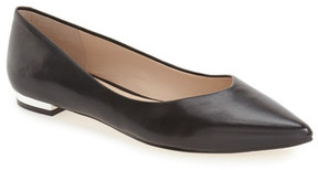 Marc Fisher Synal Pointy Toe Flat