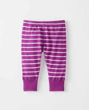 Hanna Andersson Opposite Stripe Loose Leggings