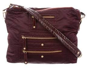 Tod's Satin Crossbody Bag