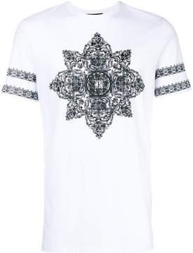 John Richmond printed T-shirt
