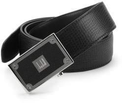 Dunhill Textured Belt