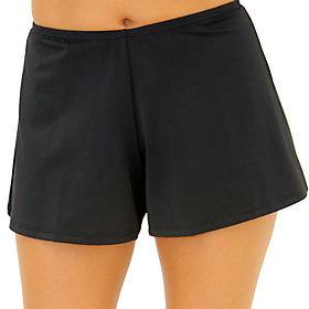 Fit 4 U Hips Solid Tap Pant