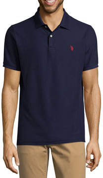 U.S. Polo Assn. USPA Short Sleeve Ultimate Pique Polo Shirt