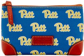 NCAA Pittsburgh Cosmetic Case
