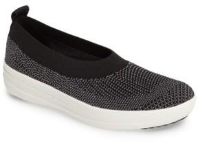 FitFlop Women's Uberknit Slip-On Sneaker