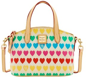 Dooney & Bourke Candy Hearts Ruby Top Handle Bag - MULTI - STYLE
