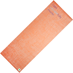 I Am Wonderfully Made Yoga Mat