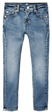 7 For All Mankind Fading Skinny Jean (Little Girls)