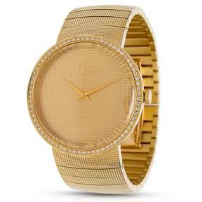 Christian Dior Le D De Diamond Men's Watch