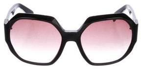 Marc Jacobs Rachel Oversize Sunglasses