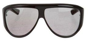 Bottega Veneta Oversize Tinted Sunglasses
