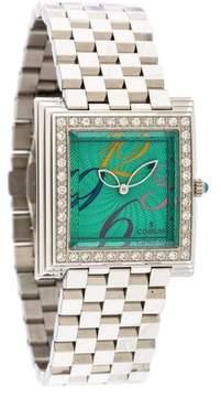 Corum Diamond Pyramid Watch