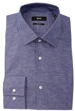 HUGO BOSS Jenno Slim Fit Dress Shirt