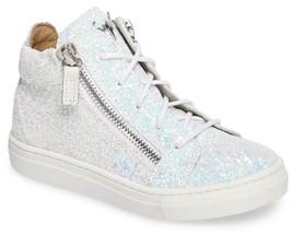 Giuseppe Zanotti Infant Girl's Natalie High Top Sneaker
