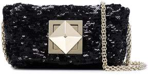 Sonia Rykiel sequined cross body bag