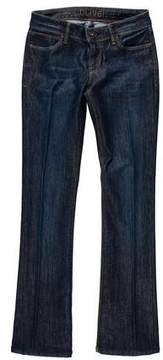 DL1961 Mid-Rise Bootcut Jeans